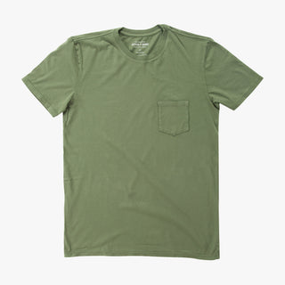 Pocket T-Shirt Olive