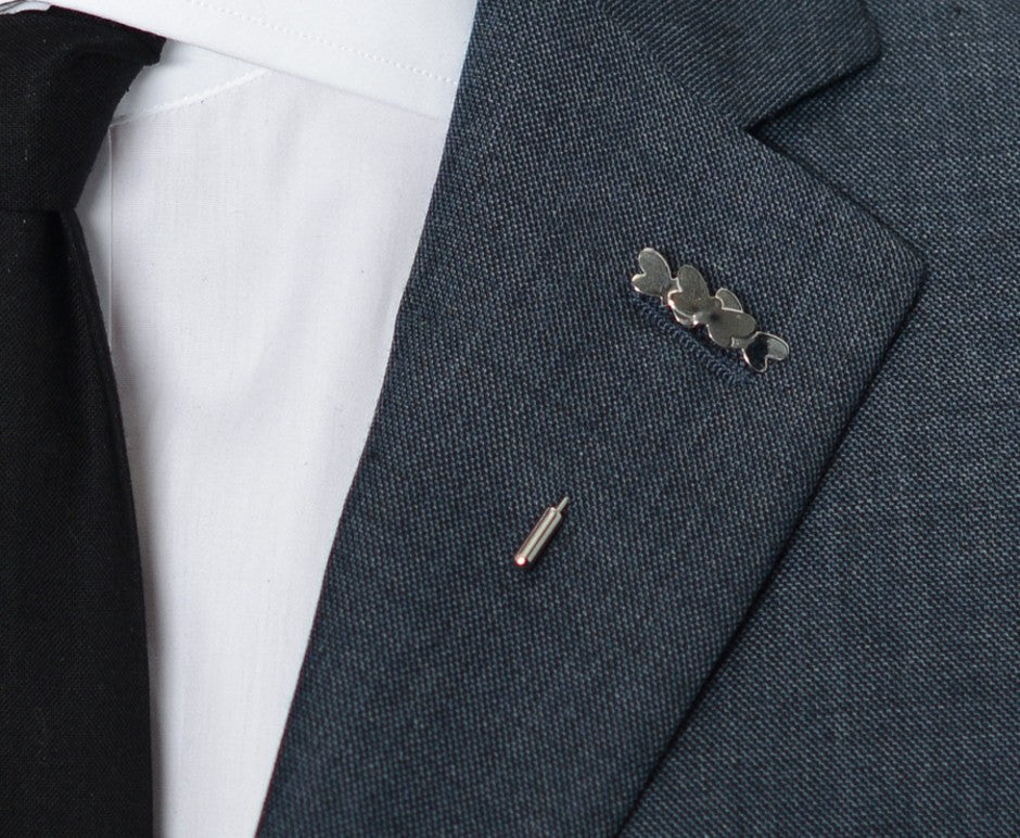 Rabble Lapel Pin – Hugh & Crye - 3