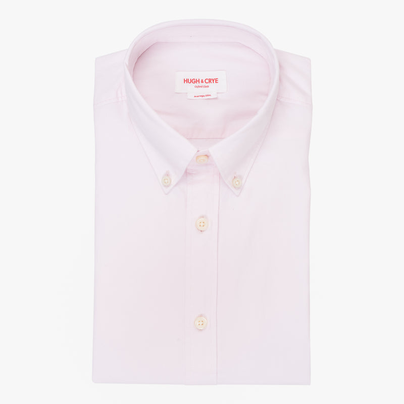 Silo Pink Oxford Button-Down Shirt