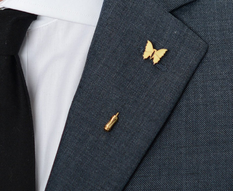Swallow Lapel Pin – Hugh & Crye - 3