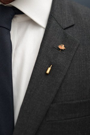 Baltimore Lapel Pin – Hugh & Crye