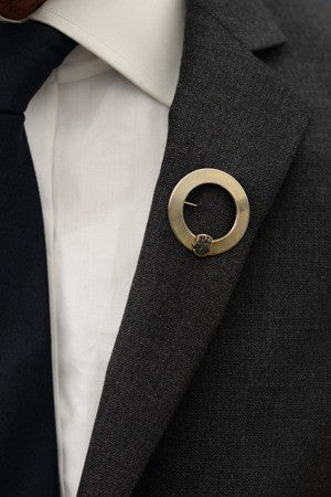 Orion Lapel Pin – Hugh & Crye