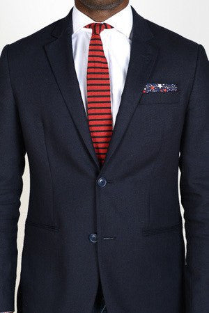 Red Herring Tie – Hugh & Crye
