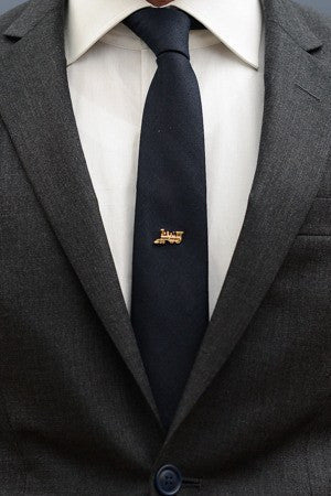 Train Tie Pin – Hugh & Crye