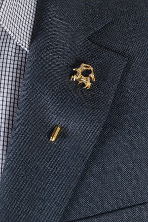 Centaur Lapel Pin – Hugh & Crye