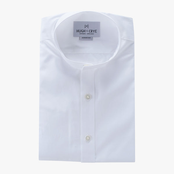 Band Collar Shirts