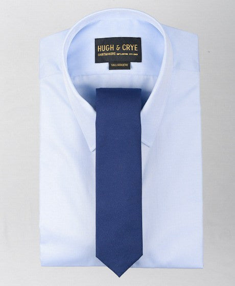 Agency Menswear Blue Tie – Hugh & Crye - 2