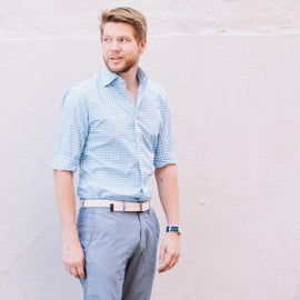 Our Approach to Better Fitting Men's Clothing