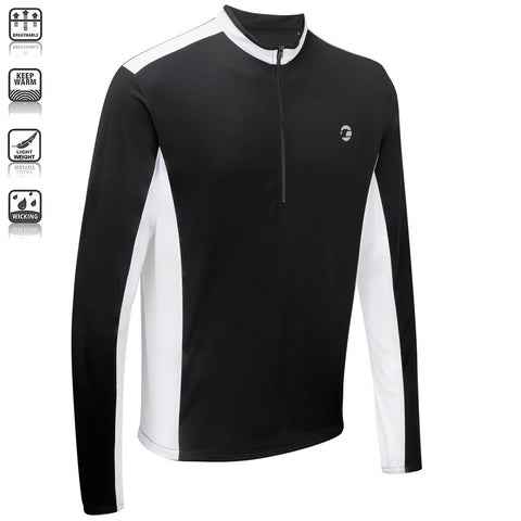 Mens Coolflo Breathable L/S Jersey