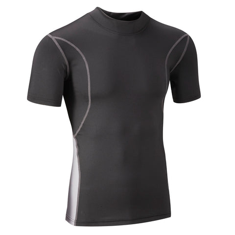 Unisex S/S Compression Fit Base Layer