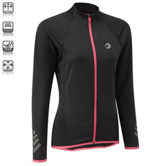 Ladies Windstorm Breathable L/S Jersey