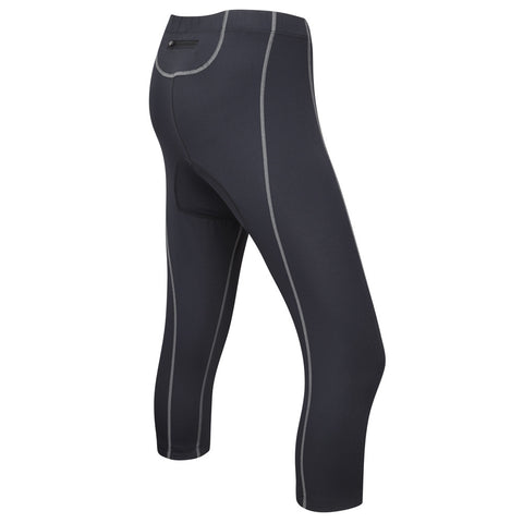 Ladies Velocity 3/4 Length Padded Tights
