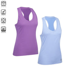 Ladies Sports Vest Top