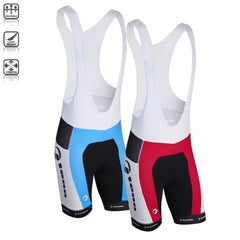 Mens Optimum Padded Bib Front Shorts