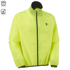 Unisex Airflow Water Resistant Packable Jacket