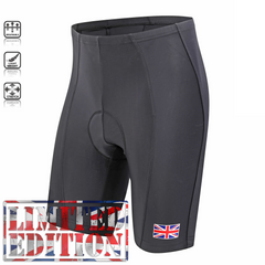Limited Edition Sporting Heroes Mens Coolflo 8 Panel Shorts