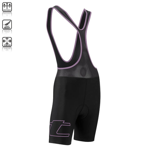 Ladies Summit Bib Front Shorts