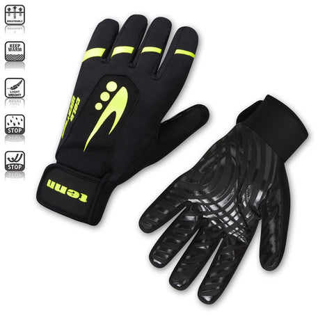 Cold Weather Waterproof/Windproof Plus Gloves