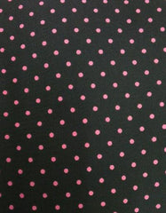 Ladies Unpadded Polka Dot Tights
