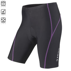 Ladies Viper 8 Panel Pro Padded Shorts