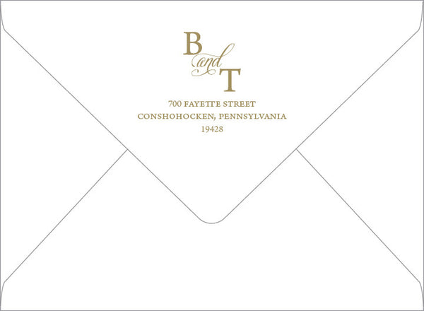 Bia - Wedding Invitation