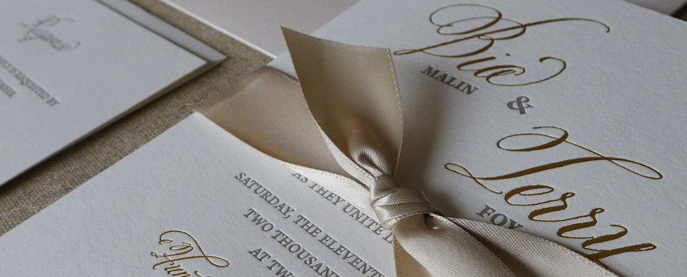 Bia - Wedding Invitation Suite