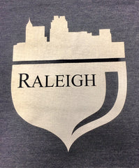 North Carolina NC Raleigh Oak City Collection Shirt