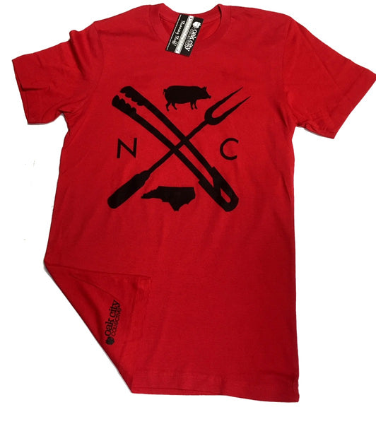North Carolina BBQ Shirt