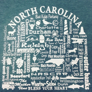 NC Destination Ladies Shirt