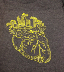 North Carolina NC From the Heart Is Shirt