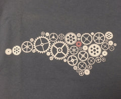 North Carolina NC Gears Shirt