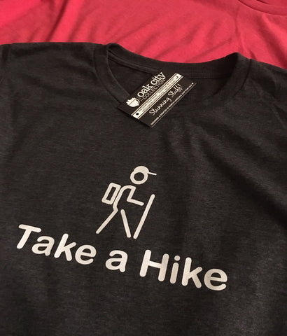 A Take A Hike Shirt