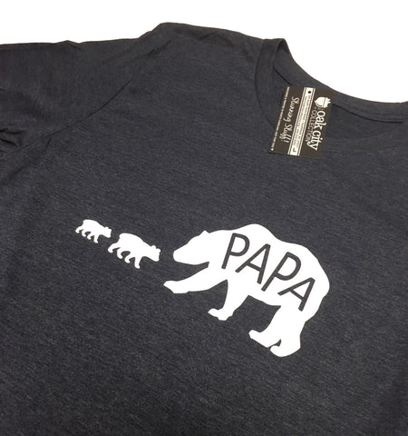 Custom Papa Bear and Cubs