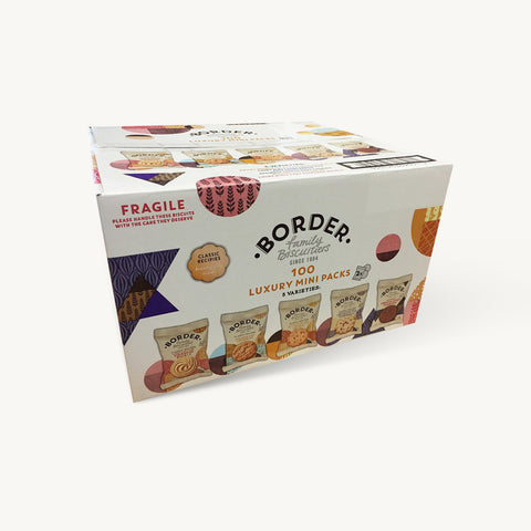 Border Biscuits Multi Pack Box