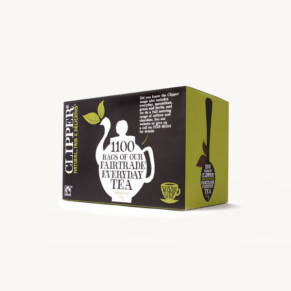 Clipper One Cup (Fairtrade) Tea 1100