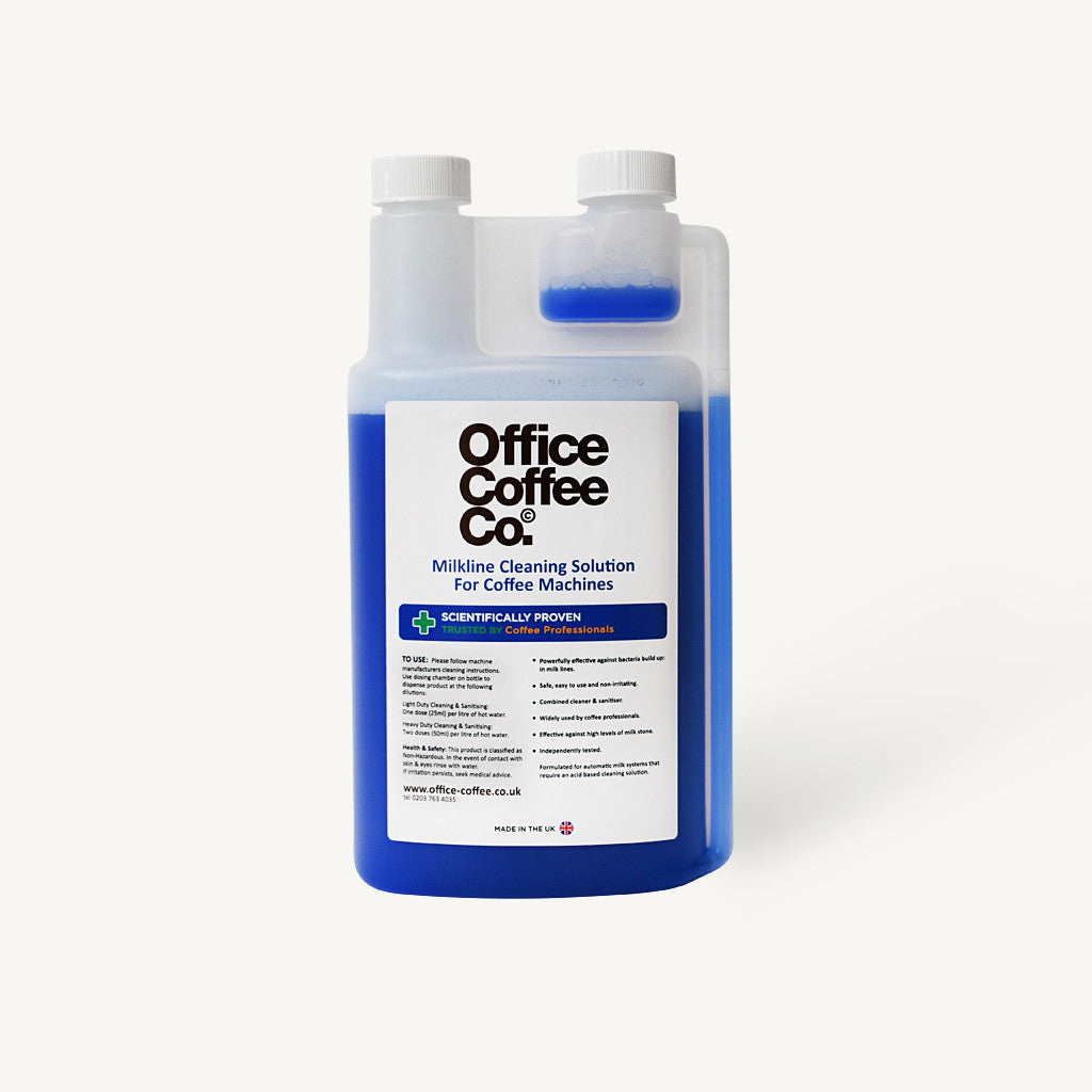 Office Coffee Milk Cleaning Solution - 1 litre
