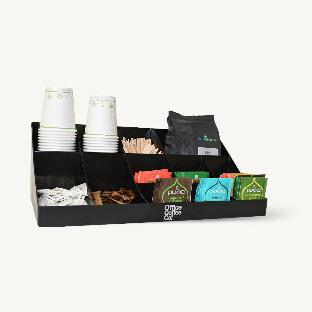 Office Condiment Tidy The Office Coffee Company