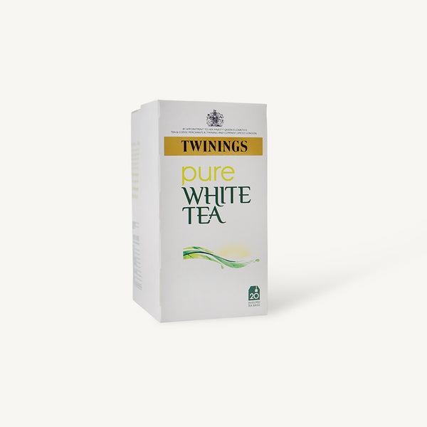 Twinings Pure White Tea 20 Envelopes