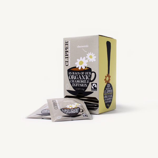 Clipper Chamomile 25 Envelopes