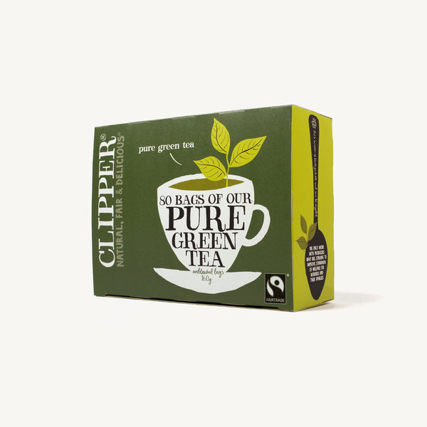 Clipper Pure Green Tea 80's