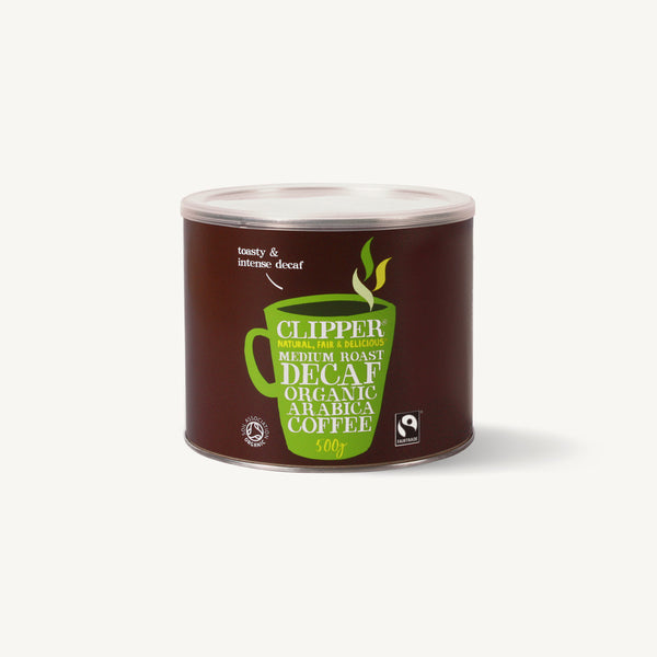 Clipper (Fairtrade) Decaf Instant Coffee 500g