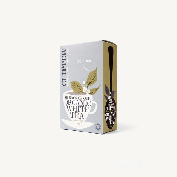 Clipper White Tea 26 Tea Bags