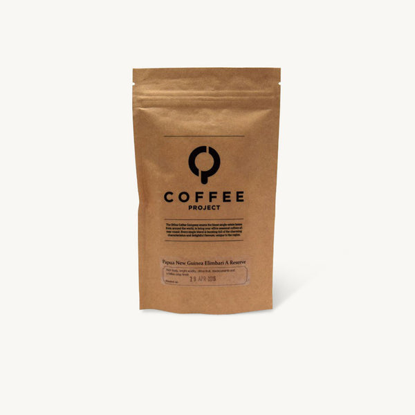 Coffee Project - Fresh Ground