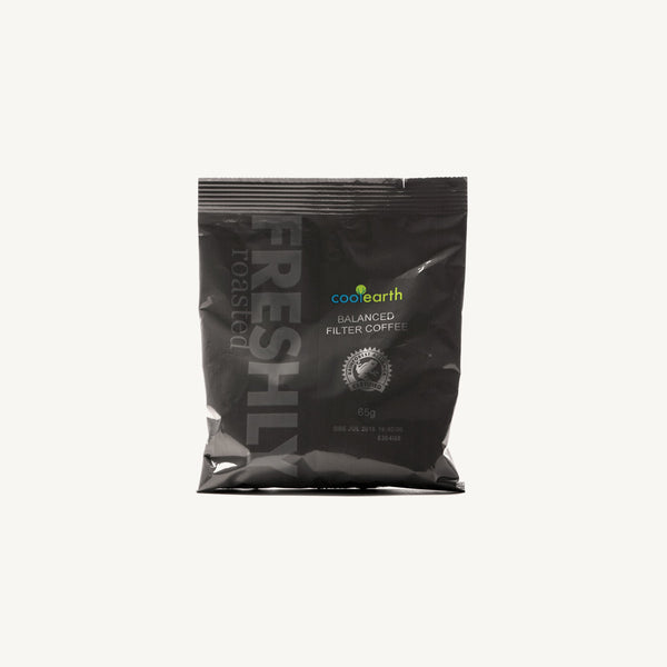Cool Earth Balanced (Rainforest) Filter Coffee Sachets