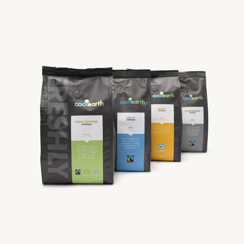 Cool Earth Espresso Sample Pack