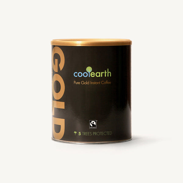 Cool Earth Gold Instant Coffee