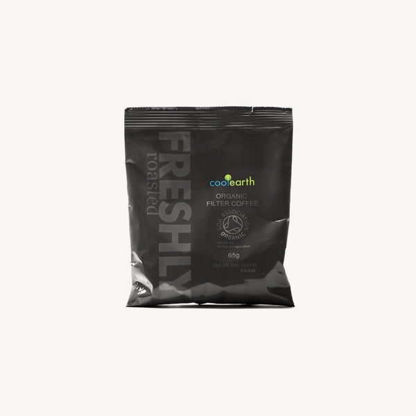 Cool Earth Organic Filter Sachets