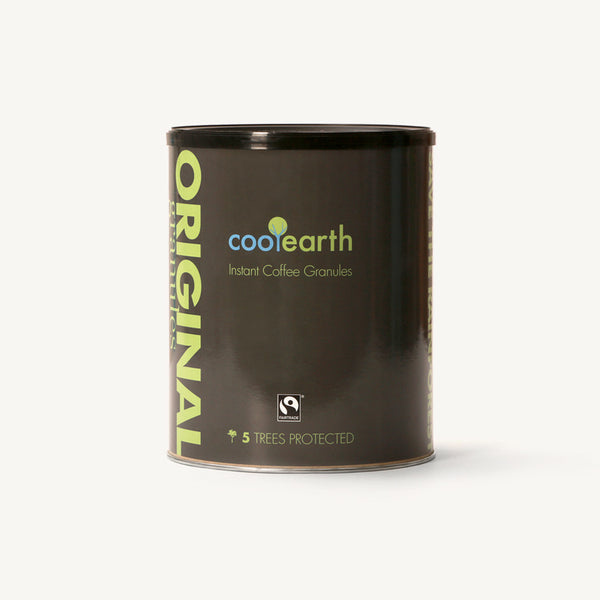 Cool Earth Original (Fairtrade) Coffee Granules 750g