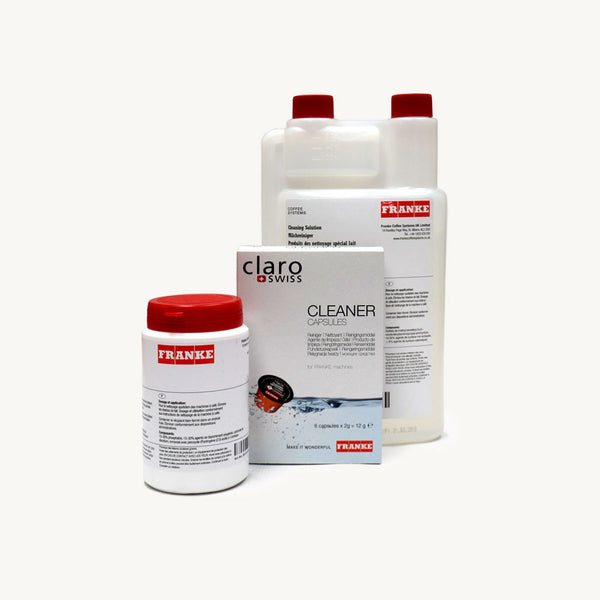 Franke Cleaning Pack - 3 month supply