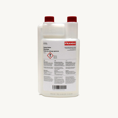 Franke Milk Cleaning Solution - 1 litre